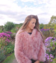 FluffyF Fur Fever Jacket Salmon Pink Cover