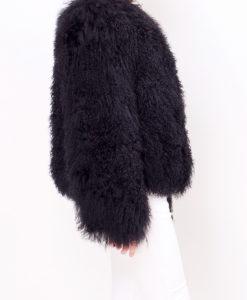 mongolian-fur-jacket-black-side