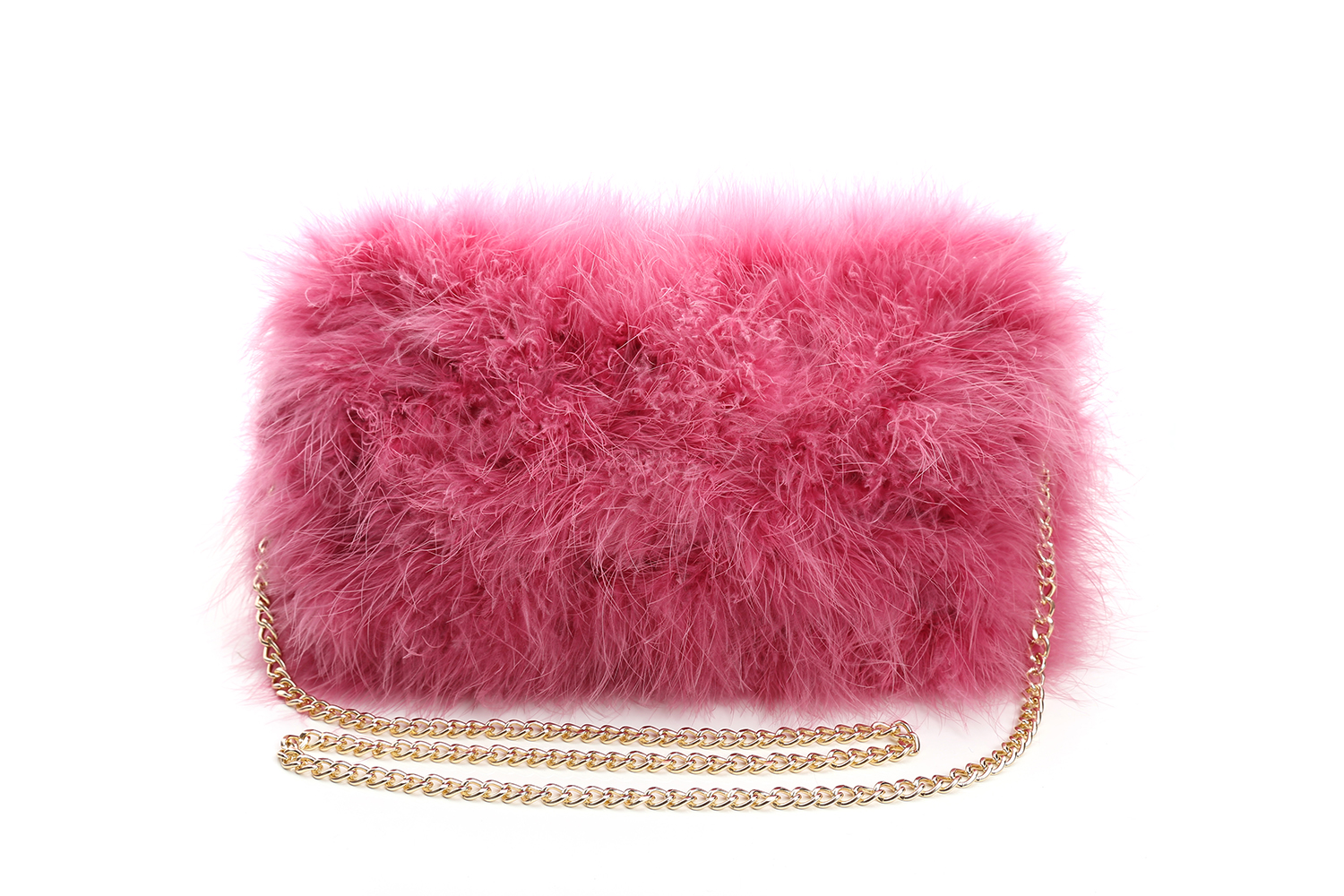 Fluffy Fur Fever Bag - Pellobello