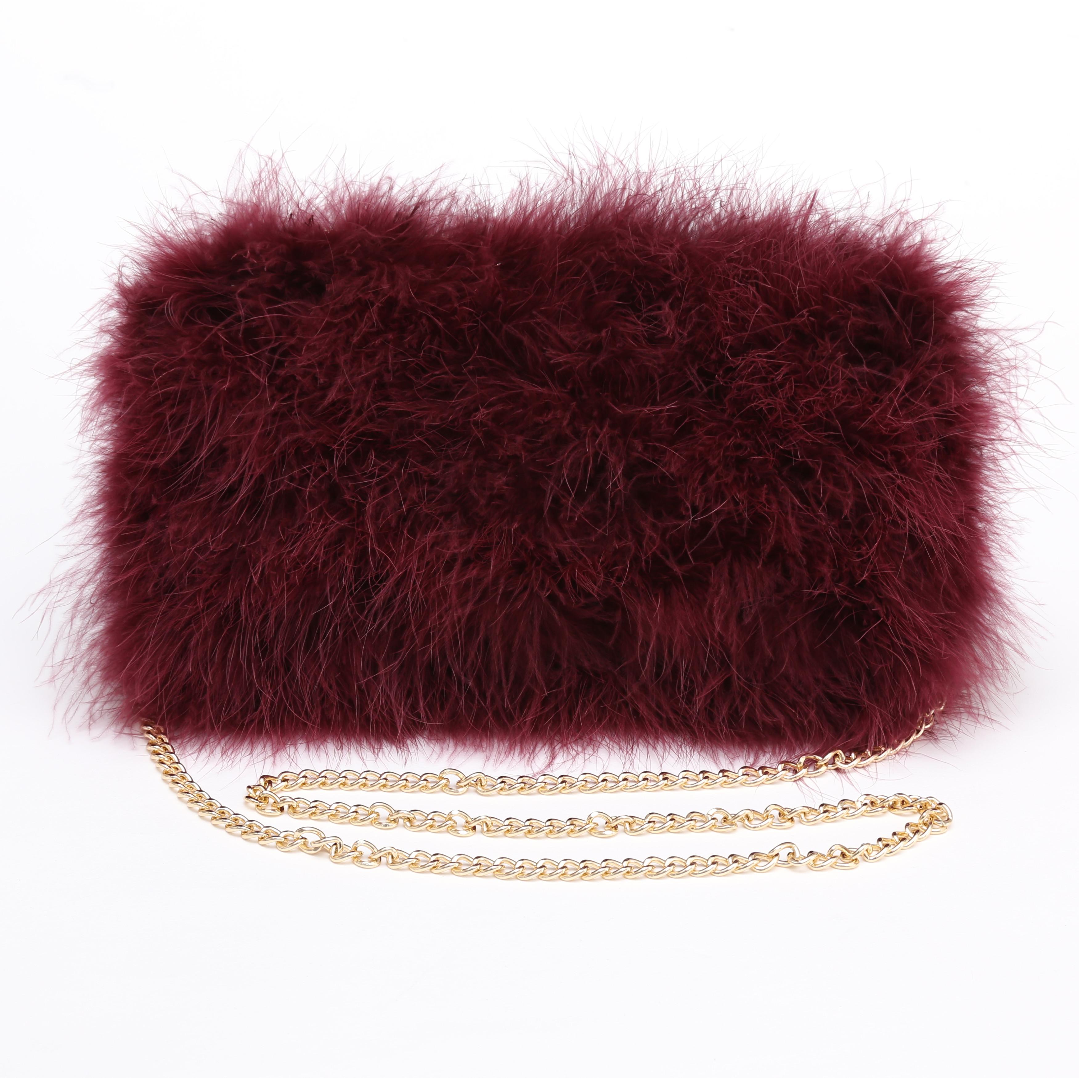 Fluffy Fur Fever Bag