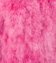 Fluffy Fur Fever Jacket Raspberry Pink Details