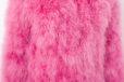 Fluffy Fur Fever Jacket Raspberry Pink Details