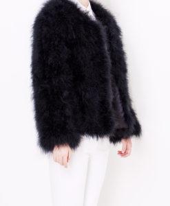 fluffy-fur-fever-jacket-classic-black-half-side