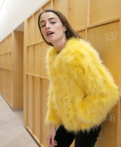 Fluffy-Yellow-Jacket