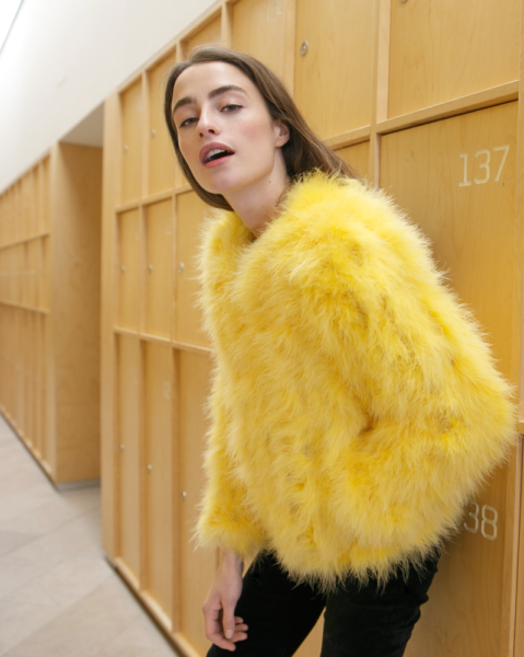Fluffy-Yellow-Jacket