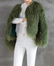 mongolian-fur-jacket-army-green-front