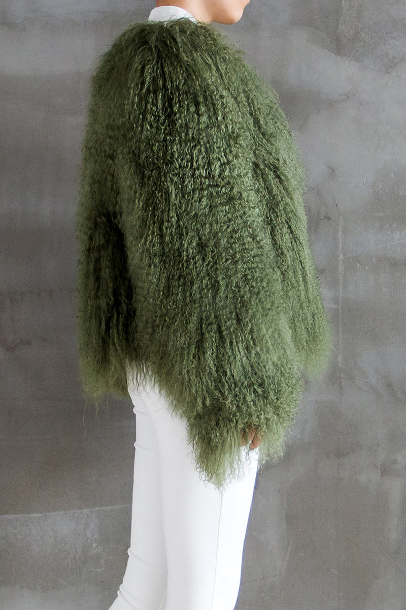mongolian-fur-jacket-army-green-side