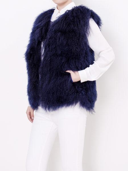 mongolian-fur-vest-sapphire-blue-side-1