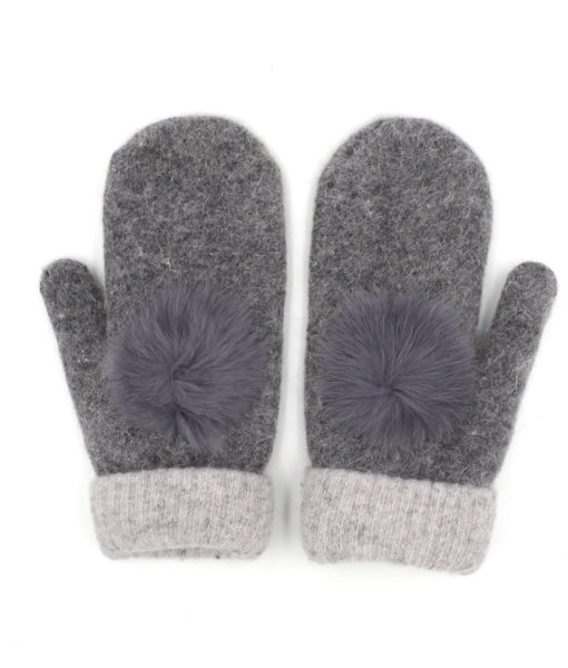 Pom Pom Gloves (20 €)