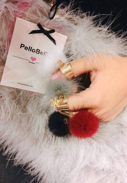 Vanity Fur Ring 2